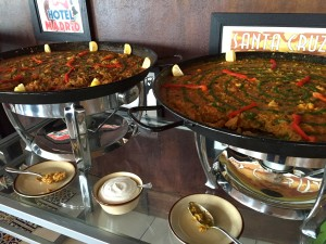 Paella brunch Dubai