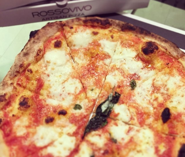 Rosso Vivo: one of the best Italian pizza delivery in Dubai!