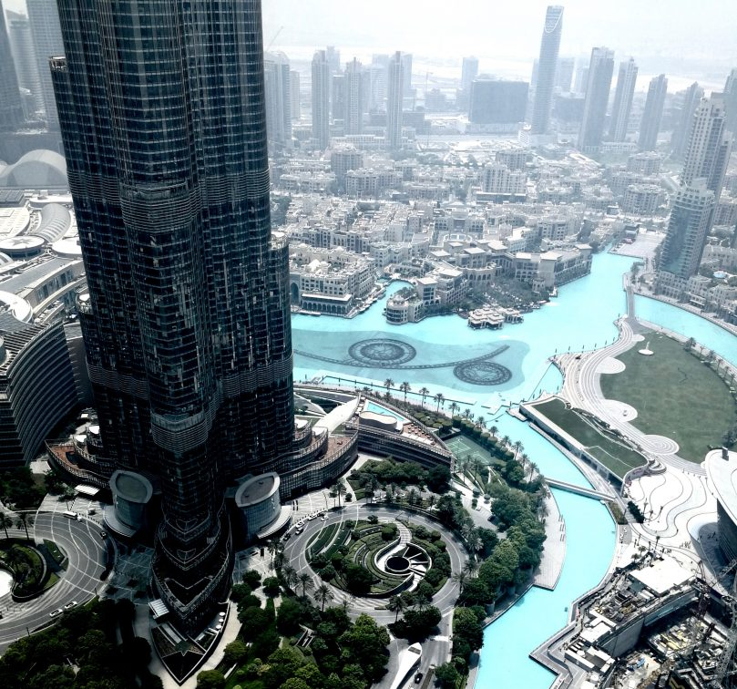Dubai's Best Places on One Map